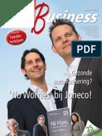Voorpagina Intobusiness Bollenstreek maart 2012 (in