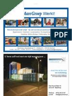 Advertentie Mare Groep / Koeleman Electra (in