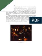 Caravaggio e a Luz