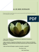 Kundalini Reiki (Spanish)