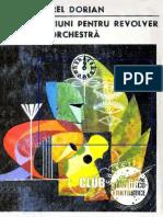 Dorel Dorian - Fictiuni Pentru Revolver Si Orchestra [1970]