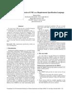 UML Pros Cons IWSSD 10