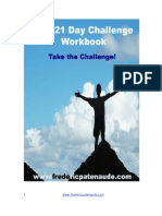 21 Day Challenge Workbook
