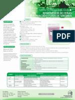 01D Removedor de Ceras Amoniacado Furia