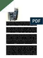 A Máscara e o Teatro I