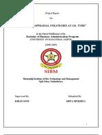 trainning and development doc
