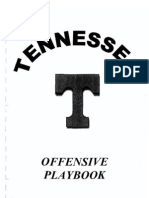 2002 Tennesse Offense