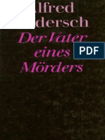 Alfred Andersch-Der Vater eines Mörders