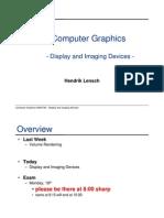 CG25-DisplayAndImagingDevices