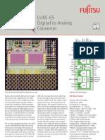 C63 - Fujitsu LUKE-ES Digital to Analog Converter