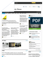 Health and Safety News 29 March 2012