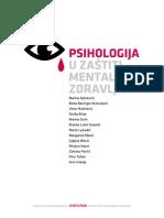 Psihologija u Zastiti Mentalnog Zdravlja Sinisa Brlas