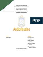 Trabajo de Audiovisuales