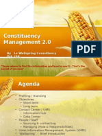 Constituency Management 2 0