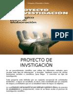 PROYECTO DE INVSTIGACIÓN