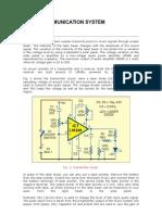 Laser Communication System