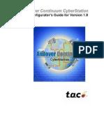 Andover Continum Manual