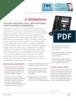 Avaya 9608 Ip Deskphone - Fact Sheet Uc4559