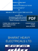 Bharat Heavy Electronic Ltd