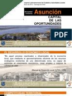 ASUNCIÓN Capital de las Oportunidades - VI Congreso Latinoamericano de Ciudades y Autoridades Locales - Paraguay - PortalGuarani