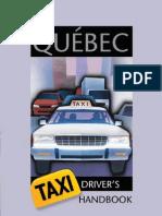 Quebec Taxi Drivers Handbook 201004