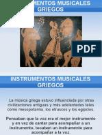 Instrumentos Musicales Griegos