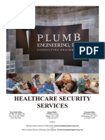 Plumb Hospital Security Services and Staff