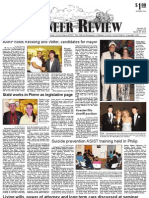 Pioneer Review, March 29, 2012