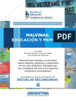 2 de Abril Cuadernillo Secundaria