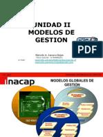 UNIDAD 2  MODELOS DE GESTIÓN