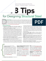 98 Tips-For Designing Structural Steel