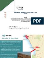 PDS Compania Minera Milpo