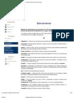 Academia Boliviana de La Lengua