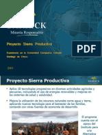 PDS Minera Barrick Misquichilca