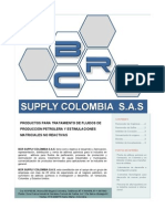 Catalogo BCR Estimulaciones y Producción