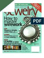 Art Jewelry Vol 5 # 5 July 2009