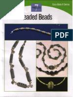 B&B - Beaded bead