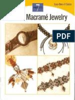 b&b - Beaded Macrame Jewelry