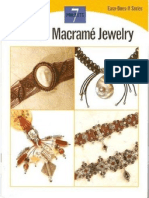 b&b - Beaded Macrame Jewelry