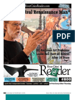 River Cities' Reader - Issue 800 - March 15, 2012
