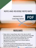 Repo and Reverse Repo Rate