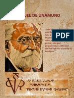 Dossier MIGUEL DE UNAMUNO, Biblioteca Pública de Salamanca