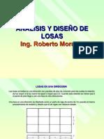 ANALISIS Y DISEÑO DE LOSAS