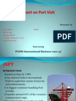 JNPT- Introdution (1)