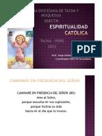 ESPIRITUALIDAD CATÓLICA1