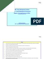 PMP - Seu Nome Aqui - Registro e to de PDUs - CC