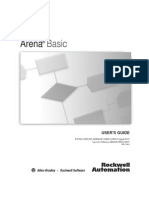 Arena Basic Edition User's Guide