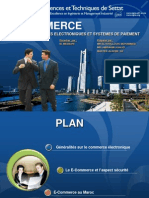 E-commerce Et l'Aspect Securite Fst Settat 2011 2012