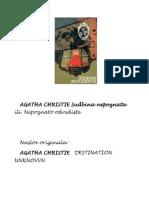 Agata Kristi-Nepoznato Odrediste