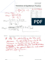 141 Solutions Equilibrium Review Key 1